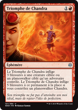 Triomphe de Chandra