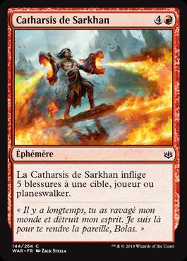 Catharsis de Sarkhan
