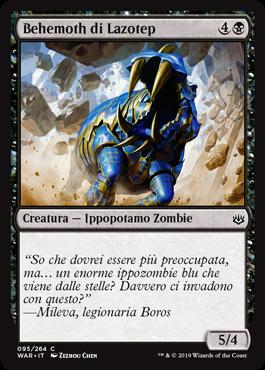 Lazotep Behemoth