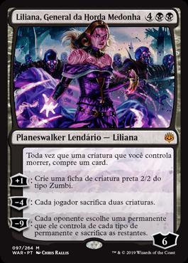 Liliana, General da Horda Medonha