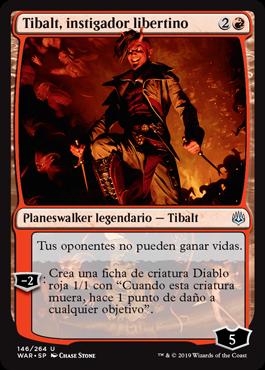 Tibalt, instigador libertino