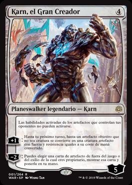 Karn, el Gran Creador