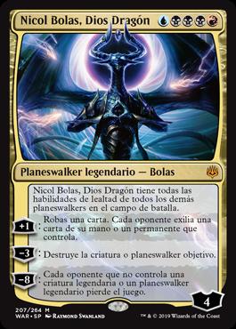 Nicol Bolas, Dios Dragón