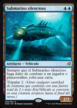Submarino silencioso