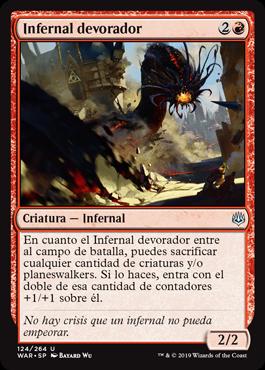 Infernal devorador