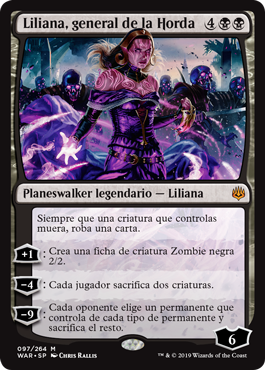 Liliana, general de la Horda