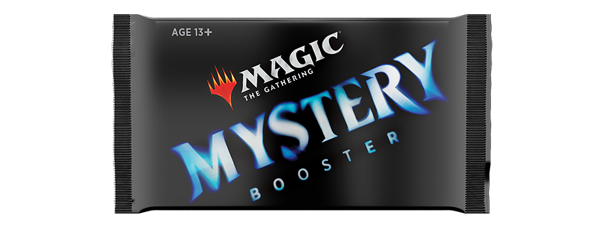 MTG: Mystery Booster -  Wizards of the Coast