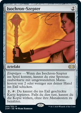 Isochron-Szepter