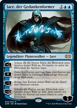 Jace, der Gedankenformer