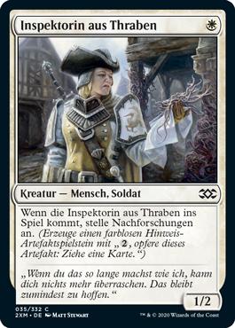 Inspektorin aus Thraben