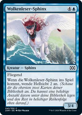 Wolkenleser-Sphinx