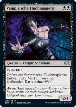 Vampirische Fluchmagierin