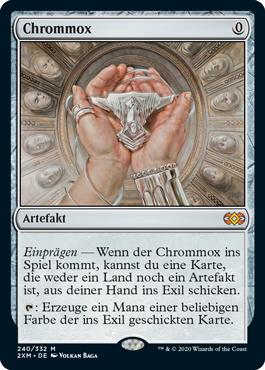Chrommox