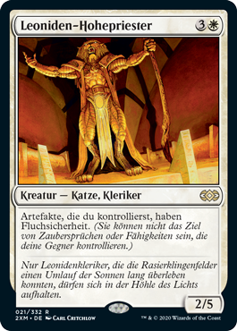 Leoniden-Hohepriester