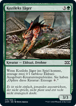 Kozileks Jäger