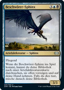 Beschwörer-Sphinx