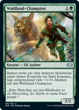 Waldland-Champion