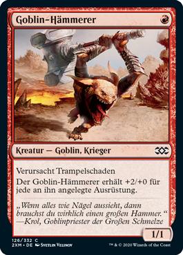 Goblin-Hämmerer