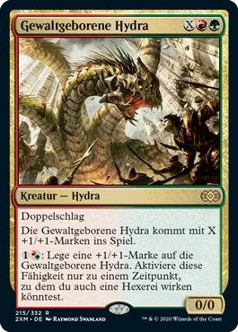 Gewaltgeborene Hydra