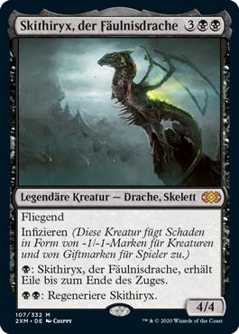 Skithiryx, der Fäulnisdrache