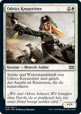 Odrics Kreuzritter