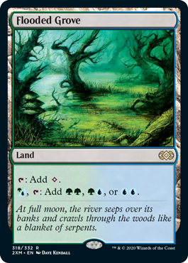 Flooded Grove