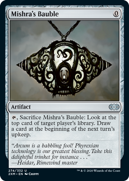 Mishra's Bauble