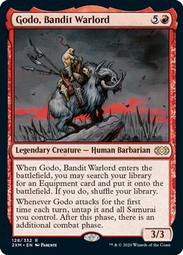 Godo, Bandit Warlord