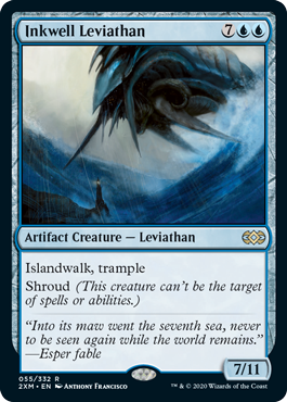 Inkwell Leviathan