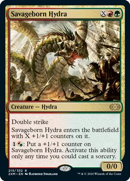 Savageborn Hydra