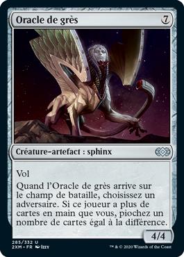 Oracle de grès