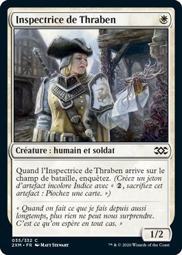 Inspectrice de Thraben