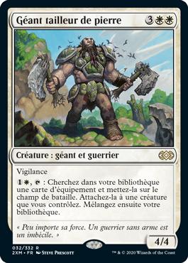 Géant tailleur de pierre
