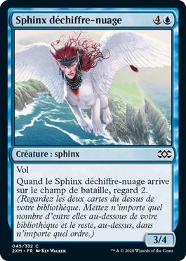 Sphinx déchiffre-nuage