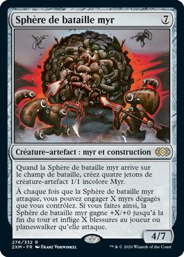 Sphère de bataille myr