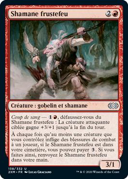 Shamane frustefeu