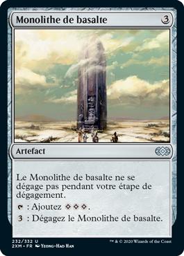 Monolithe de basalte
