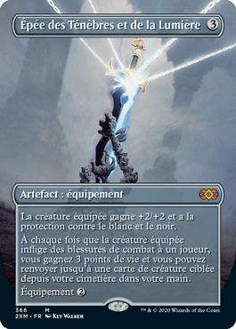 Épée des Ténèbres et de la Lumière