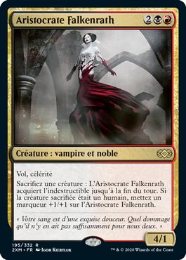 Aristocrate Falkenrath