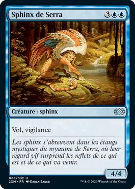 Sphinx de Serra