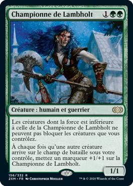 Championne de Lambholt