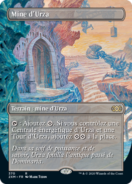 Mine d'Urza