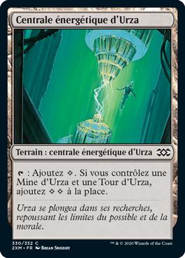 Centrale énergétique d'Urza