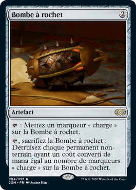 Bombe à rochet