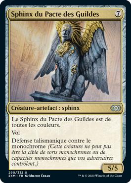 Sphinx du Pacte des Guildes