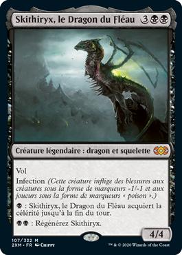 Skithiryx, le Dragon du Fléau