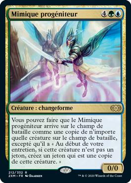 Mimique progéniteur