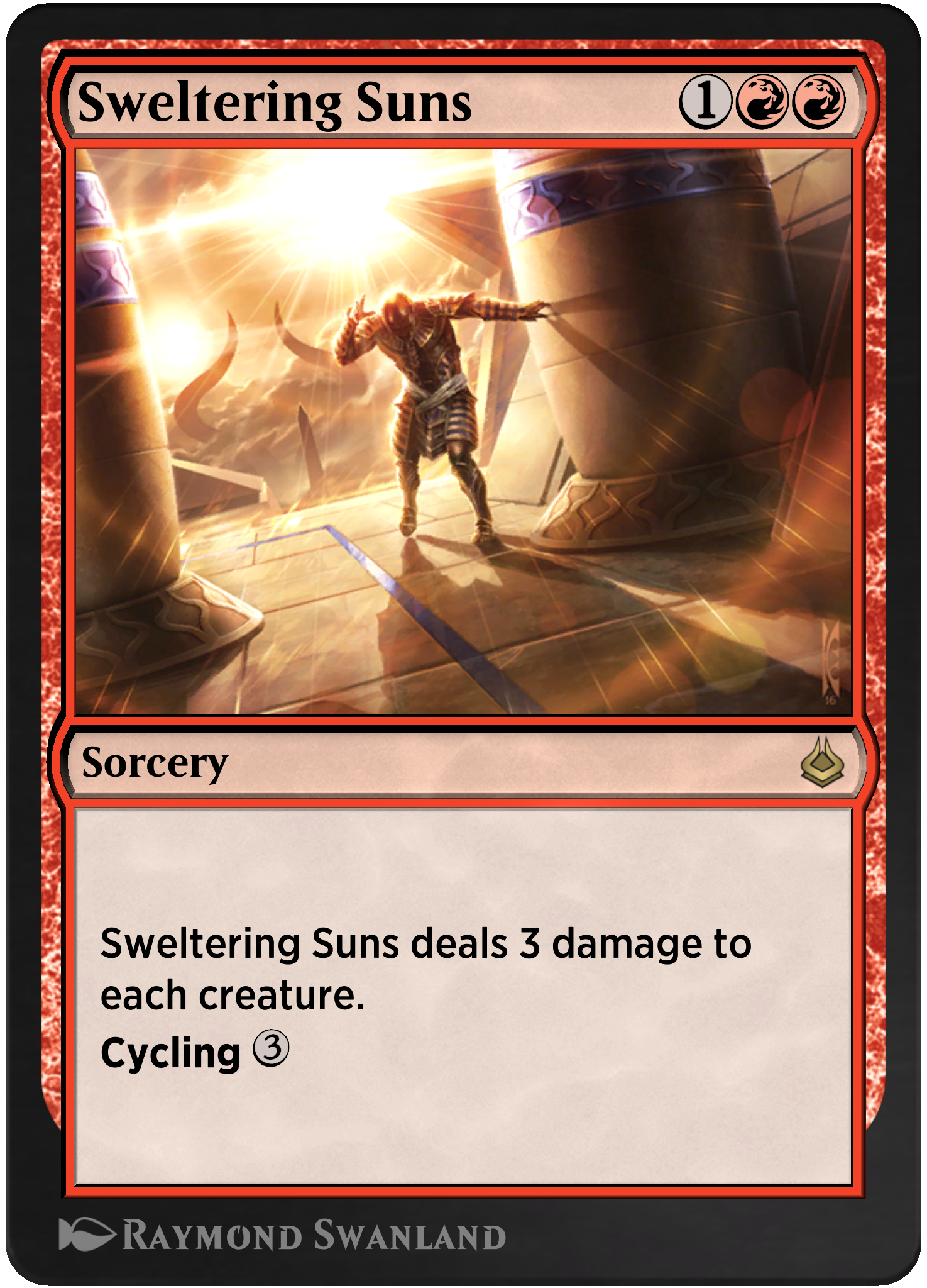 Sweltering Suns