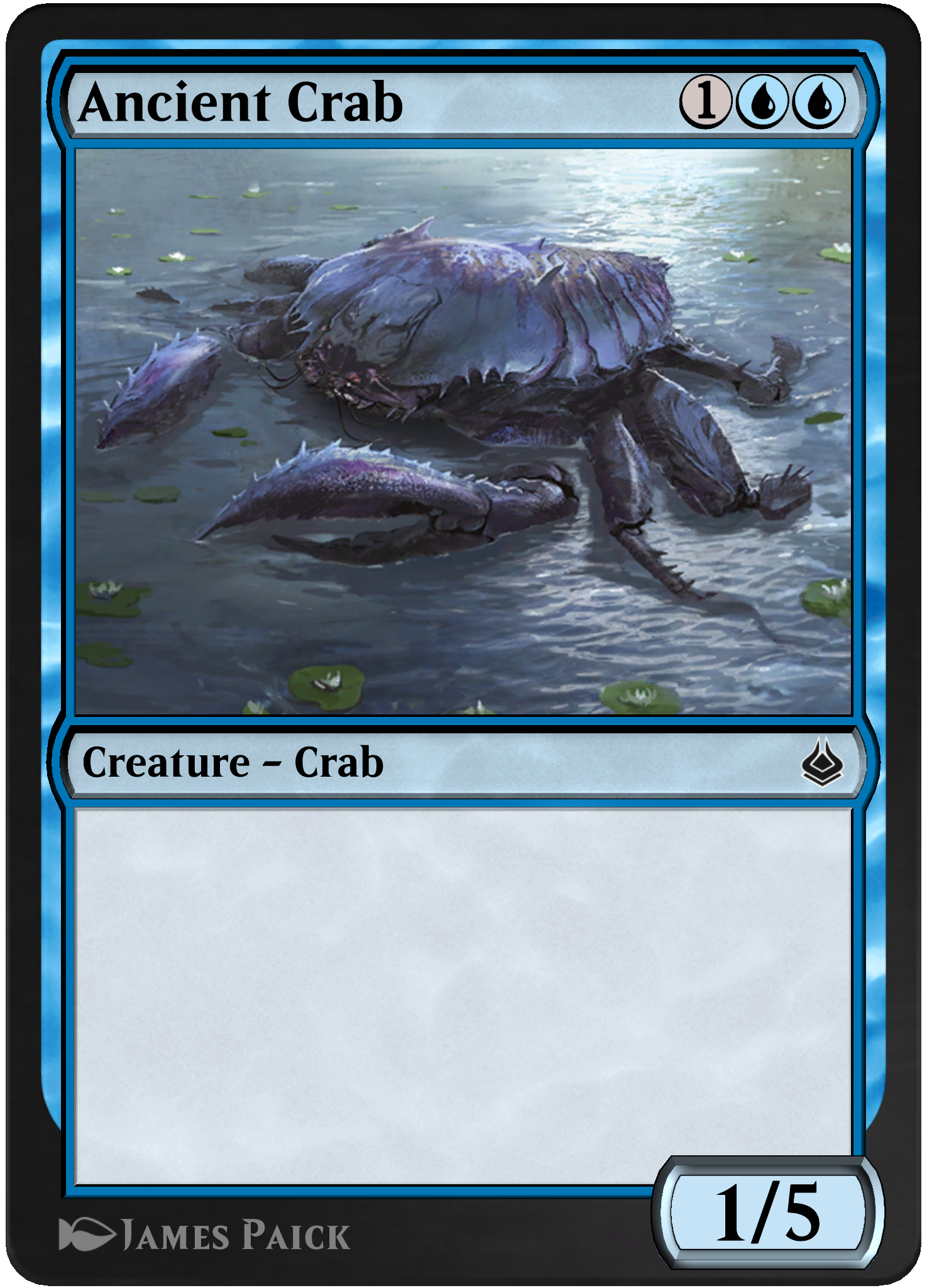 Ancient Crab