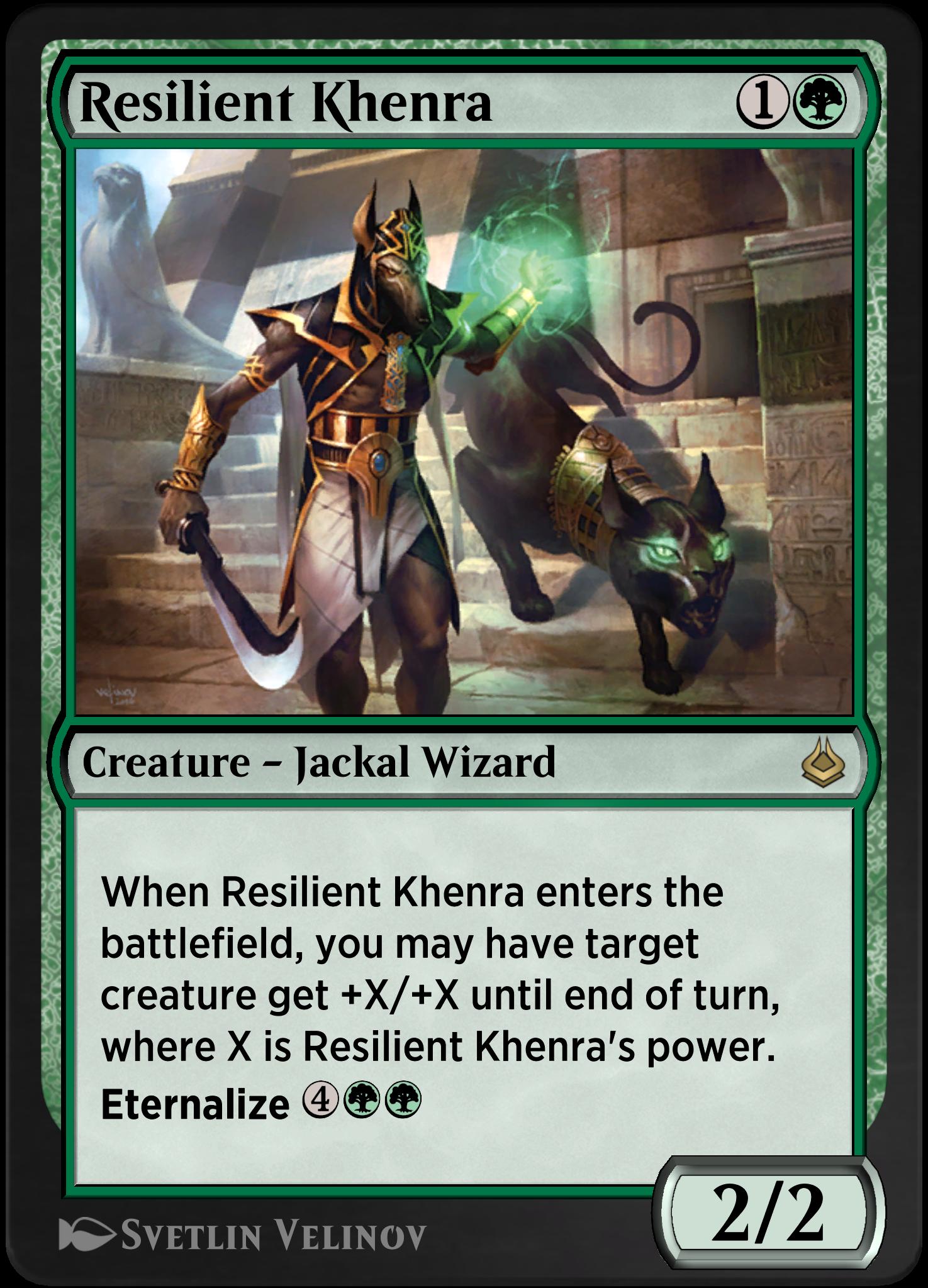 Resilient Khenra